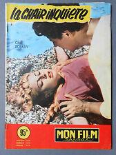 ► ROMAN PHOTO - MON FILM SPECIAL -1959 - RAF VALLONE - MARINA BERTI