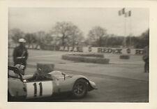 PHOTO ANCIENNE - VINTAGE SNAPSHOT - VOITURE AUTOMOBILE COURSE - CAR RACE 1970
