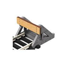 Proses BF-H0-08 Prellbock mit Echtholzplatte 2 Stück
