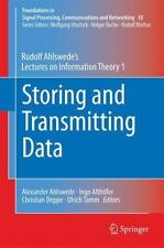 Foundations in Signal Processing, Communications and Networking Ser.: Storing...