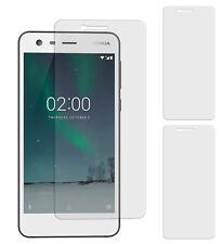 Protection d'écran en verre trempé ultra résistant 9H (2 pièces) pour Nokia 2