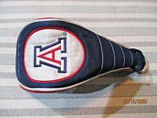 Arizona Wildcats Driver Headcover - Used