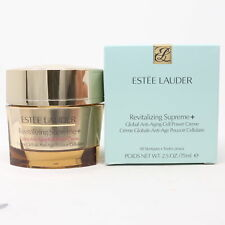Estee Lauder Revitalizing Supreme Global Anti-Aging Cell Power Creme -2.5oz/75ml
