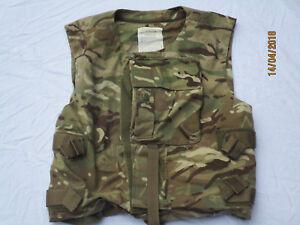 Cover Body Armour ECBA,IS,MTP,Splitterschutz Westenbezug,Multicam,Gr.190/120