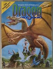 Dragon Magazine June 1992 #182 Anniversary Issue