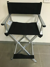 MAKE UP ARTIST CHAIR, EXCELLENT STRONG QUALITY, ALUMINUIM FRAME, WIDER BODY