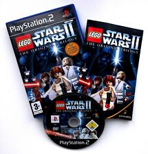 PlayStation 2 (PS2) Game LEGO Star Wars 2: The Original Trilogy