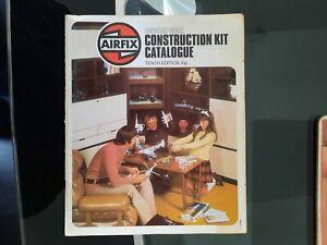 Airfix Construction Kit Catalogue Tenth Edition 1973