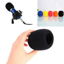 Handheld Microphone Mic Grill Windshield Wind Shield Sponge Foam Cover Thicken