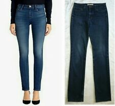 """J BRAND ~WEEKEND LUXE~ RELAXED COMFY STRETCH FIT """"STRAIGHT LEG"""" JEANS $187 28"""