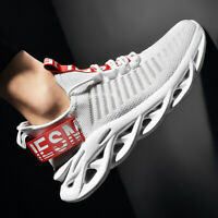 Men's Casual Sneakers Outdoor Athletic Running Jogging Breathable Sports Shoes
