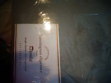 Pottery Barn Huntington single chaise slipcover Sunbrella gray New in package