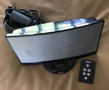 Bose Sound Dock Series II Speaker iPod & iPhone Docking Station, Cord & Remote