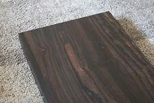 Tischplatte Regalbrett Zirikote Massiv Holz Leimholz Brett Waschtisch Platte NEU