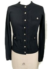 MARC BY MARC JACOBS Cardigan Soft Cashmere Black Jumper S