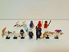 Lego Ninjago Team/ Villains Character Pack GUC
