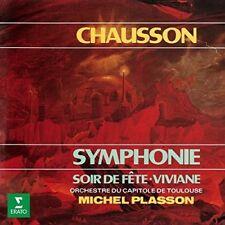 Chausson : Symphonie / Soir De Fete / Vivianne [New CD] Japan - Import