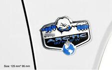 B259 arctic Wilde Emblem Badge auto aufkleber Im Gelände car Sticker Neu