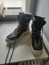 New listing Rick Owens Dirt SS18 Tractor Hiking Boots IT 44 US 11