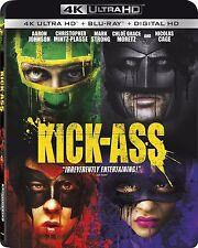 KICK-ASS  (4K ULTRA HD) - Blu Ray -  Region free