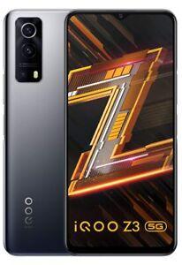 "VIVO iQOO Z3 5G (RAM 8GB, 128GB) 6.58"" 64MP-Camera Dual SIM GoogleplayPhone 55W"