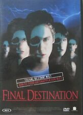 FINAL DESTINATION - DVD
