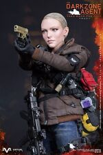 VTS Toys VM-019 The Darkzone Agent 1/6 Scale Figure Tracy