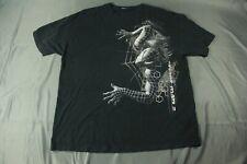 Marvel Spiderman 3 Movie Black T Shirt Size XL