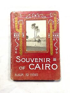 Souvenir Of Cairo by The Cairo Postcard Trust (Hardback, 1st Ed, 1920)