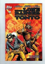 The Lone Ranger And Tonto #2A From Topps Comics 1994