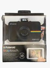 Polaroid Snap Touch Instant Print Digital Camera (Black) with LCD Display