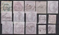 Great Britain Small lot postal fiscals used