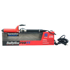 Babyliss PRO TT Tourmaline 500 Ceramic Professional Curling Iron Red by BaByli
