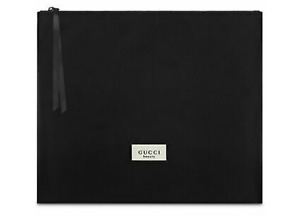GUCCI Beauty Black Cosmetic/Make-up/Toiletry Bag/Pouch - New