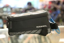 Phone Holder Bike Bag - Display your phone and store your food, keys, wallet