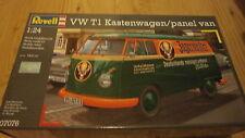 Revell 0706  VW T1 Kastenwagen/Panel Van  1/24 scale.