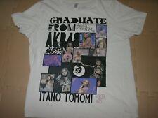 AKB48 idol Tomomi Itano 2013 Tokyo Dome T-shirts kawaii Official goods F/S japan
