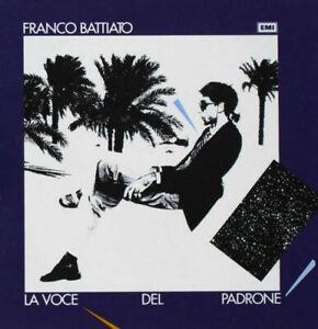 FRANCO BATTIATO - La voce del padrone - CD NUOVO SIGILLATO prezzo più basso ebay