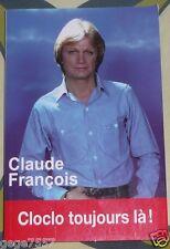 LIVRE CLAUDE FRANCOIS, cloclo pur toujours