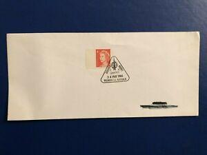 Australia Rocket Mail Woomera 1966