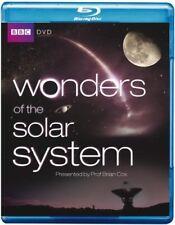 Wonders of the Solar System [Blu-ray] [Region Free] [DVD][Region 2]