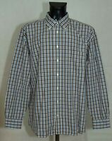 MENS GANT SHIRT LONG SLEEVE COTTON SIZE XXL EXCL