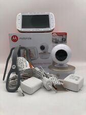 New listing Motorola 5 Inch Portable Video Baby Monitor With Wi-Fi (Mbp855Connect)