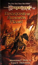 Dragons of Summer Flame Dragonlance Chronicles, Volume 4 Paperback