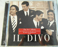 Il Divo ( CD Album 2004 ) Used Very Good