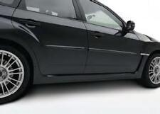 Genuine OEM Subaru 2009-2011 Impreza WRX STi Body Side Moldings
