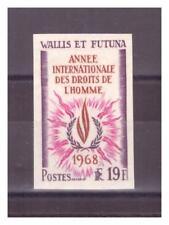 WALLIS ET FUTUNA .  N° 173. 19 F  DROITS DE L 'HOMME    ND  NEUF  **. SUPERBE