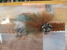 Feathered Wedding Garter, Wild game garter, Camouflage Wedding Garter, Bridal