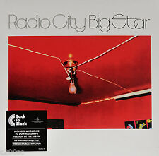 BIG STAR - RADIO CITY, 2016 EU 180G vinyl LP + DOWNLOAD, NEW - SEALED!