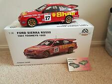 1:18 Biante DJR SHELL Sierra #17 Dick Johnson / John Bowe 1991 Bathurst 1000